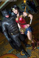 ComiCONN 2017 - Batman and Wonder Woman