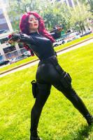 Otakon 2017 - Black Widow(PS) 04 by VideoGameStupid