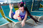 ColossalCon East 2017 - One-Piece D.VA(PS) 04