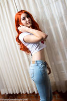 Anime USA 2017 - Mary Jane(PS) 03 by VideoGameStupid