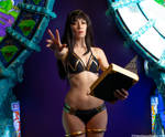 ColossalCon East 2019 - Tharja(PS) 04