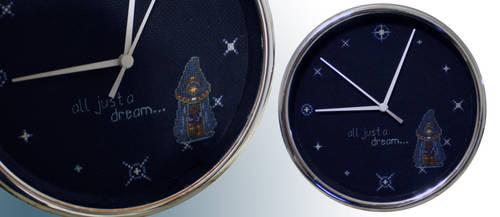 Chrono Trigger Clock: Prophet