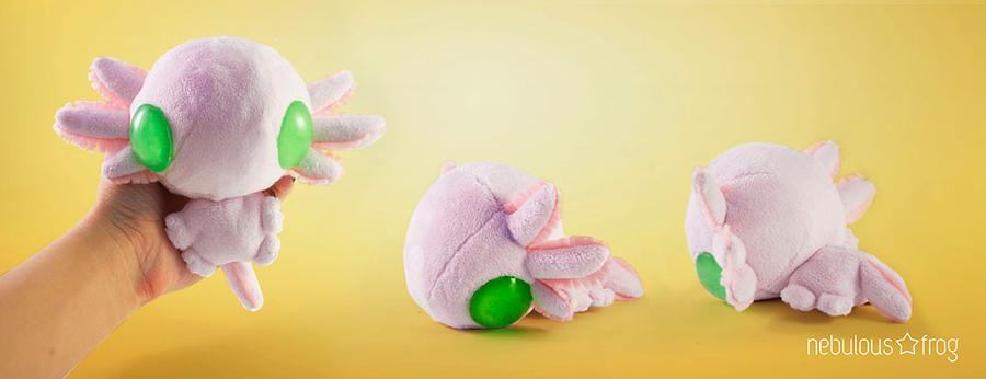Baby axolotl baby axolotl by