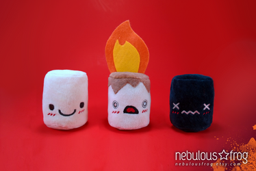 Life and Death of a Marshmallow - REBORN!