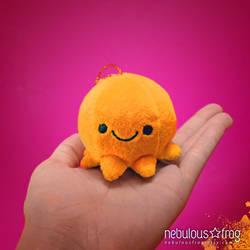 Handmade Octopus Art Plush