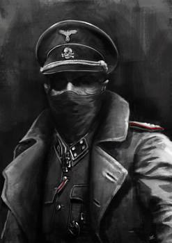 Predator Holocaust character design