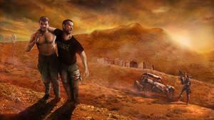 Les Ruines de Tindaya / movie artwork