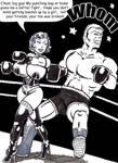 Boxing Babe Jessy III