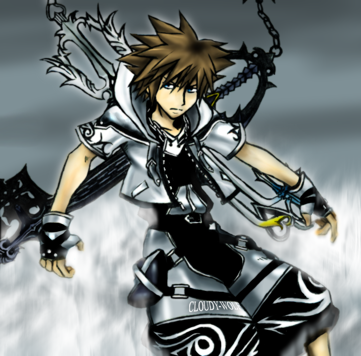 Sora Final Form by Cloudy-wolf on DeviantArt