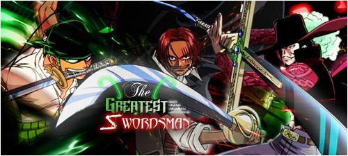 The Greatest Swordsman Signature by YinYangSplit
