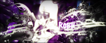 Robin Random#1 by YinYangSplit