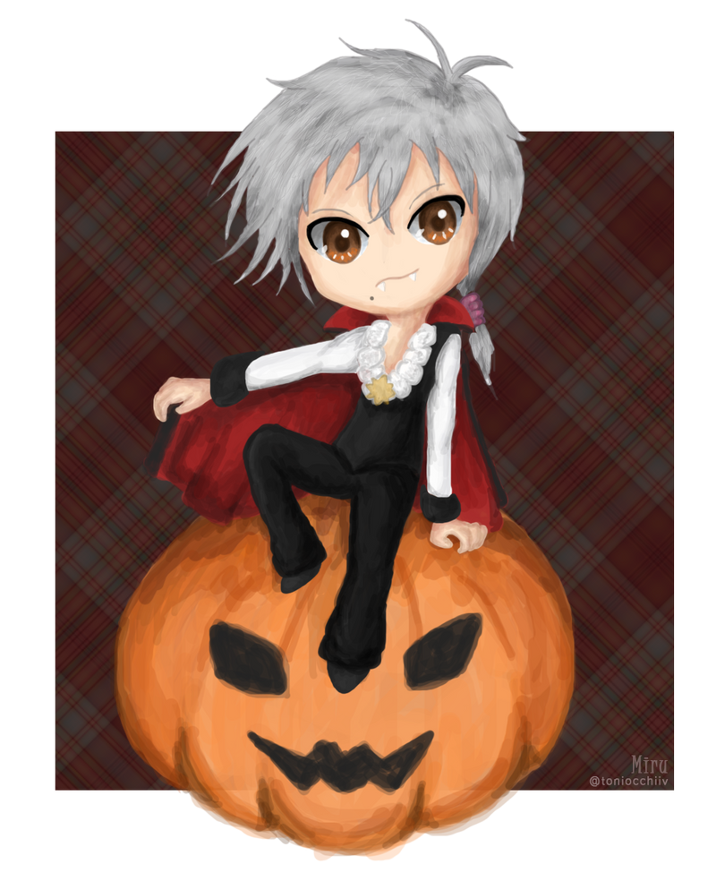 Happy Halloween '14 by EvyUni