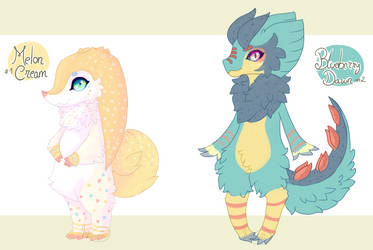 PUDDI Adopt Batch | CLOSE by Mirucci