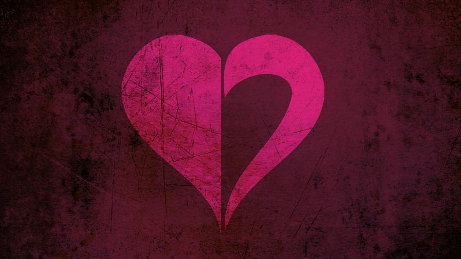 Hero of Heart Wallpaper by IncessantDoodling