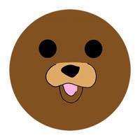 Buttons :: Pedo Bear by khiro