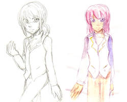 AoH :: Octavius Sketches by khiro