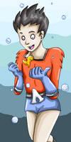 Teen Titan Project - Aqualad