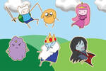 o Adventure Time Chibis o