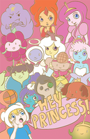 HEY PRINCESS by khiro