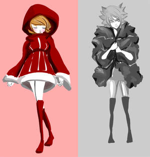 Riding Hood Outfits