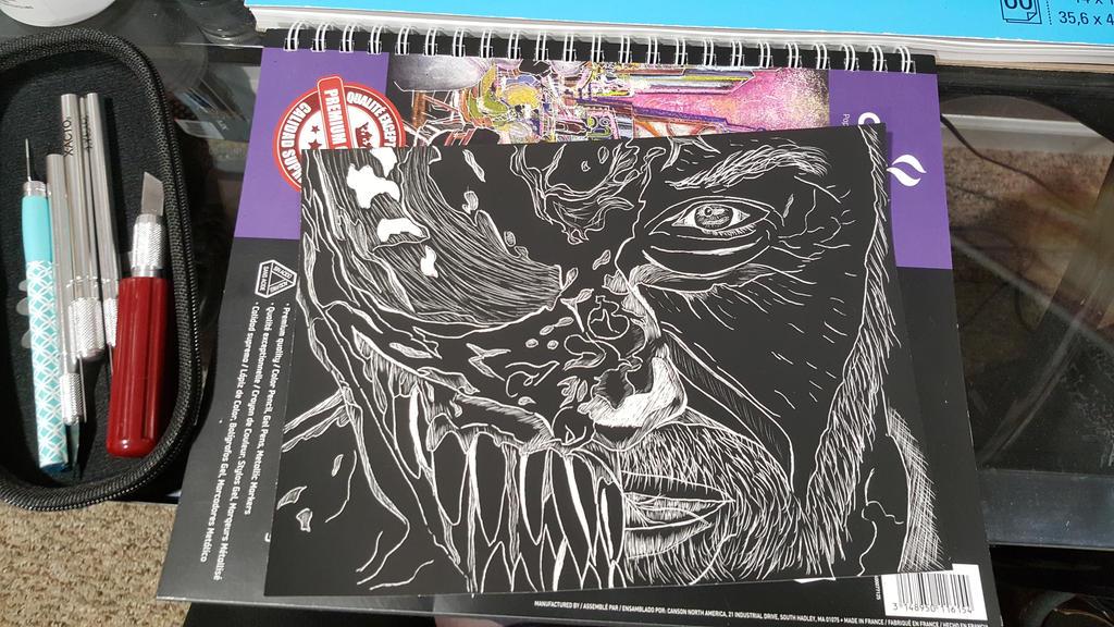 Venom by sosLadyDeath