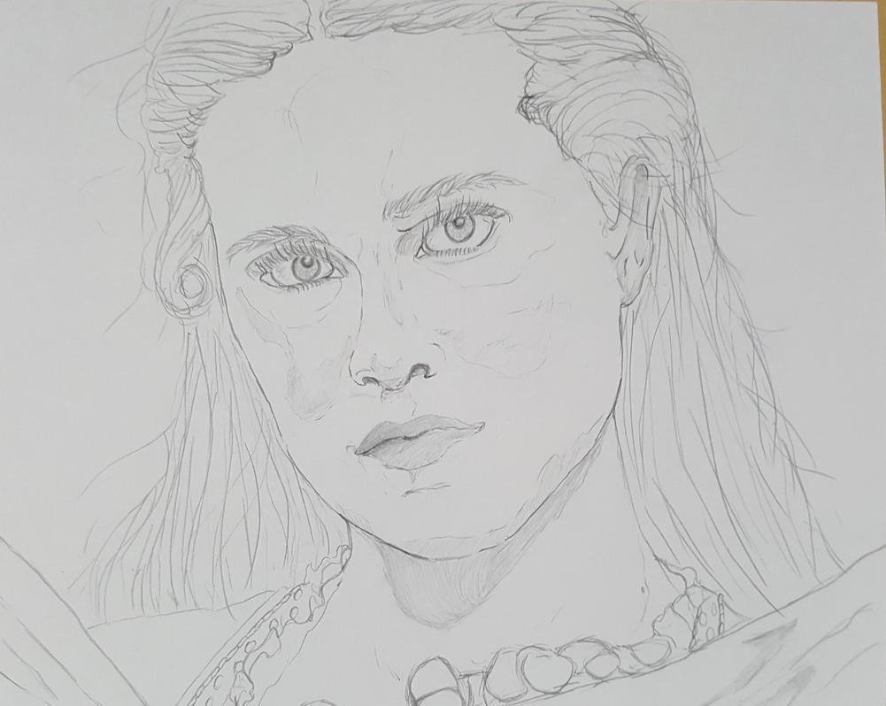 Dolores Abernathy by sosLadyDeath