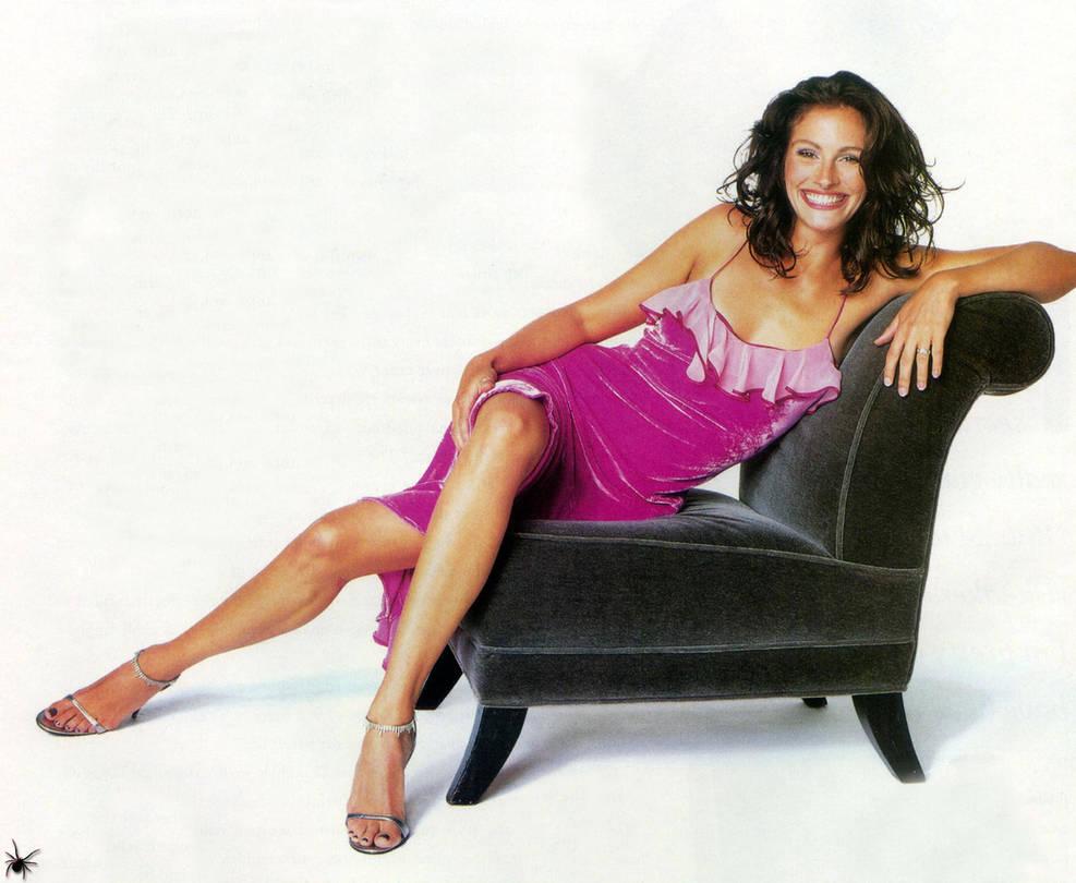 Julia Roberts Feet One By Goddessgg On Deviantart