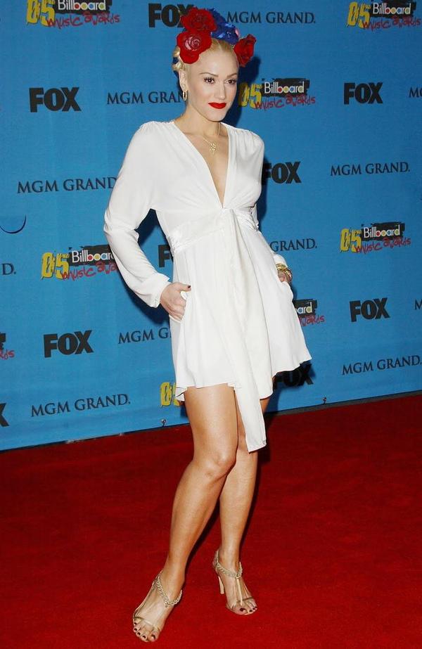 Feet gwen stefani Gwen Stefani's