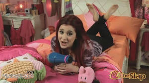 Ariana Grande feet soles 1.