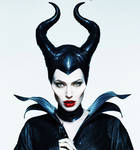 Angelina Jolie(Malificent)1. by Goddessgg