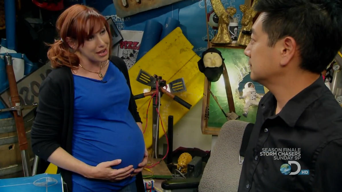 Is Carrie Byron Pregnant