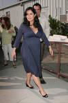Salma Hayek(pregnant)7.