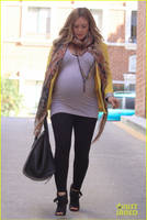 Hilary Duff(pregnant)6. by Goddessgg