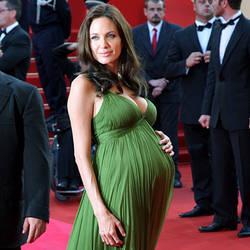 Angelina Jolie(pregnant)3. by Goddessgg
