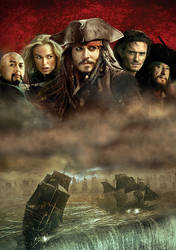 Pirates of the Caribbean movie pics. by Goddessgg