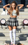 Goddess Ariana Grande.