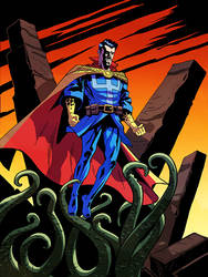 Doctor Strange by Cabbral