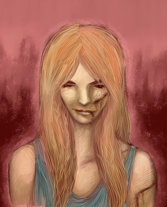 Buffy by stormkeeper