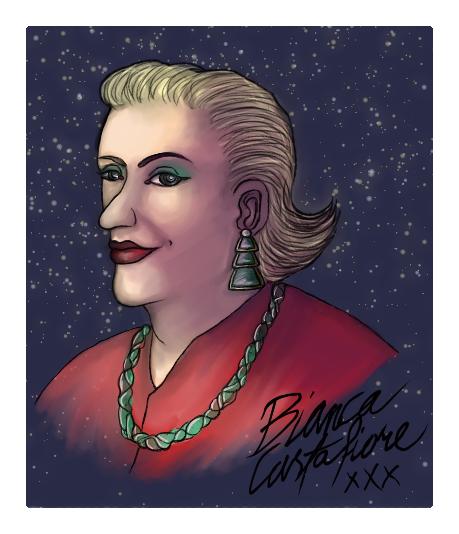 Bianca Castafiore by stormkeeper