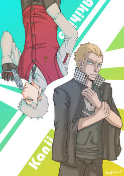 Persona: Brothers From Another Mother