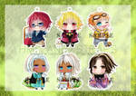 ANB Phone Charms by kisekiss