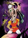Dragon Slayer by alexpardee