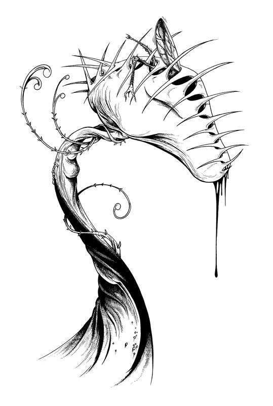 Venus In Furs by alexpardee