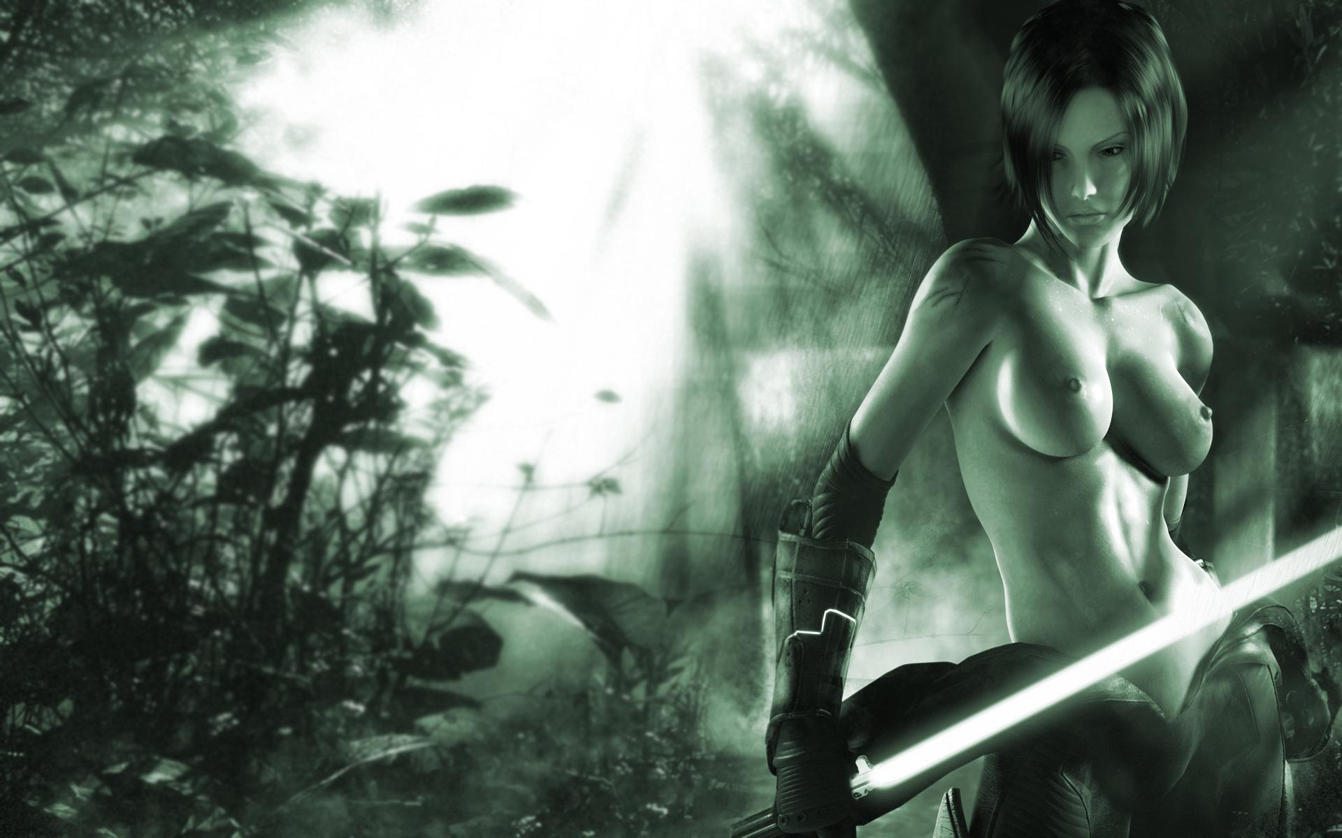jedi mistress b... Jedi Wallpaper