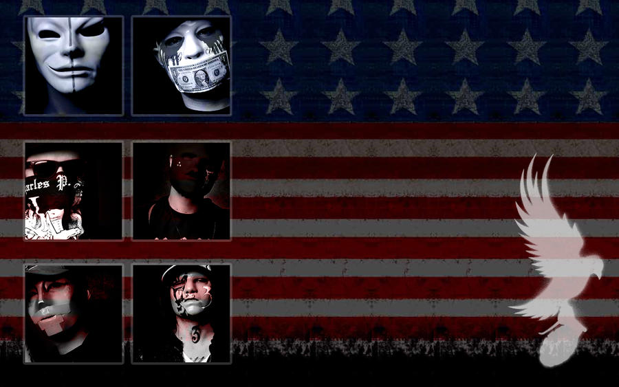 hollywood undead wallpapers. Hollywood Undead Wallpaper by