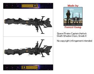 Arcadia Death Shadow Class by Comradesoldat