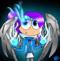 Magic Heart :Magical Flares: by Cyber-Girl920