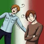 Italy Brothers - Hetalia by rexmin203
