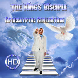 Apocalyptic Generation - TKD (CD Cover) by HeavensDisciples
