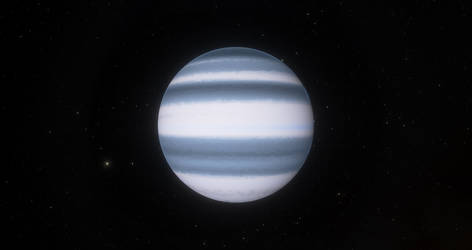 Planet Bionica in the Atlantica System